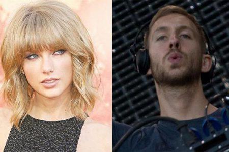 Calvin Harris se lanza contra Taylor Swift
