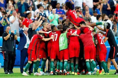 Portugal, campeón de la Euro; vence a Francia 1-0