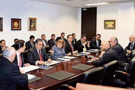México y EU refrendan lazos contra el crimen organizado