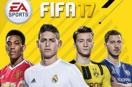 Marco Reus, la portada del FIFA 17