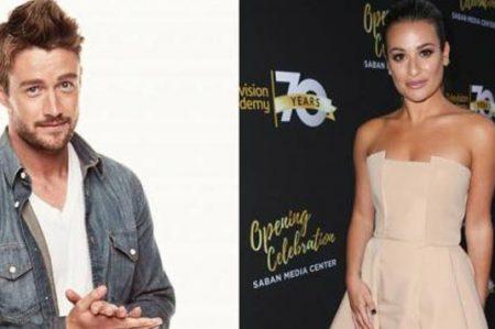 Lea Michele y Robert Buckley terminan su romance