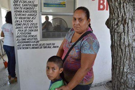Madre de familia pide ayuda para su hijo de 10 años
