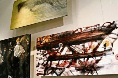 Muestran pinturas basadas en 'El Quijote'