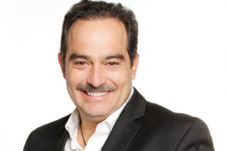 Omar Fierro pone su sazón en tv