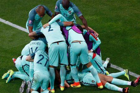 Portugal va por el título de la Eurocopa 2016