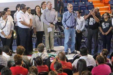 Pepe Elías Leal impulsa acciones del IRCA