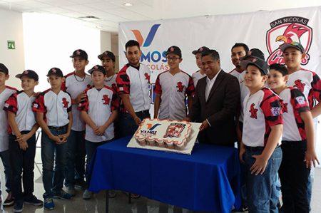 San Nicolás 'exportará Gallos' a Williamsport