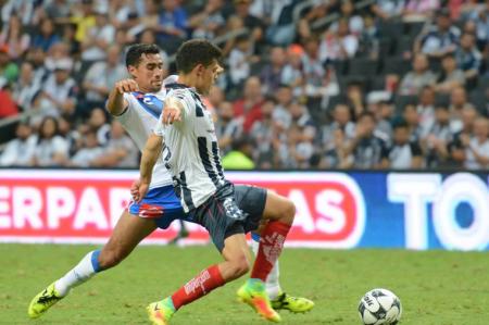 'Poncho' Gonzalez tiene un gran debut con Rayados