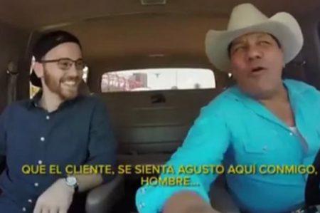 'Ser chofer es un trabajo bonito', dice Lupe Esparza
