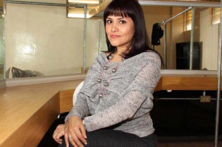 Vanessa Bauche pide salvar a la ANDA