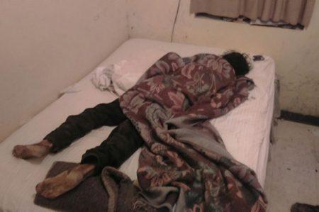 Encuentran cadáver en cuarto de hotel