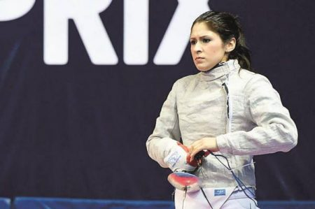 Paola Pliego mantiene la esperanza de ir a Río 2016