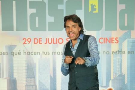 Donald Trump es un peligro para el mundo: Eugenio Derbez
