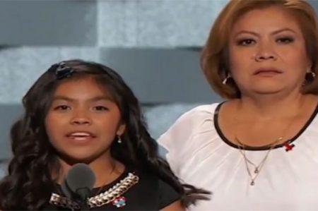 'Trump habla de destrozar familias': Hija de indocumentados
