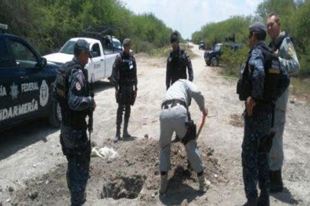 Gendarmería encontró ocho tomas clandestinas de hidrocarburo