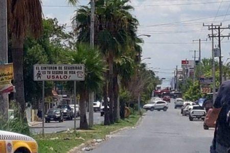 Reportan agresión contra Policías Federales en Reynosa