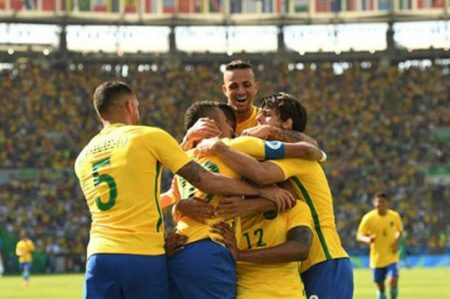 Brasil aplasta a Honduras 6-0