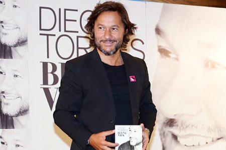 Diego Torres incursionará de nuevo en el cine