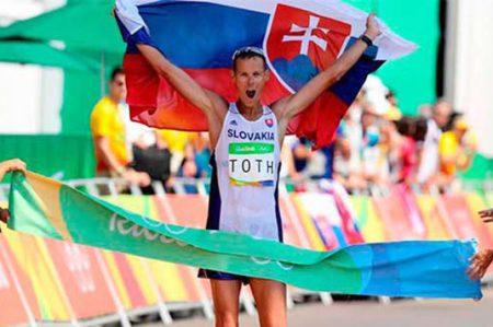 Eslovaquia se cuelga el oro en 50 km