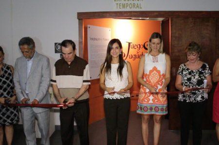Exposición Cultural 'Juegos y Juguetes'