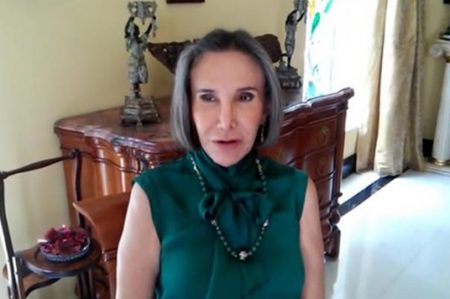 Florinda Meza debuta en YouTube