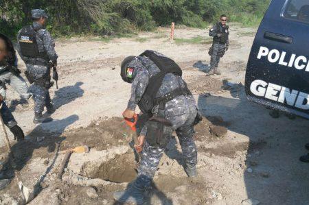 Gendarmería localizó tomas clandestinas en Madero