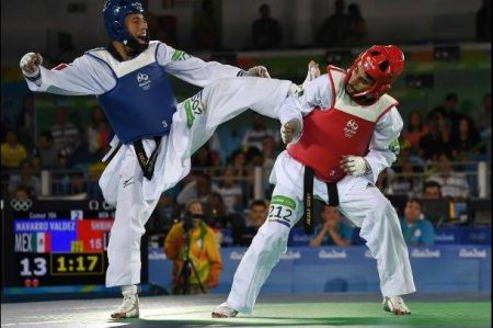 Gran arranque mexicano en taekwondo Olímpico