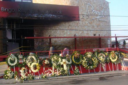 Harán guardia luctuosa en Monterrey a 5 años de ataque a casino