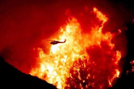 Incendios y sequía golpean a California