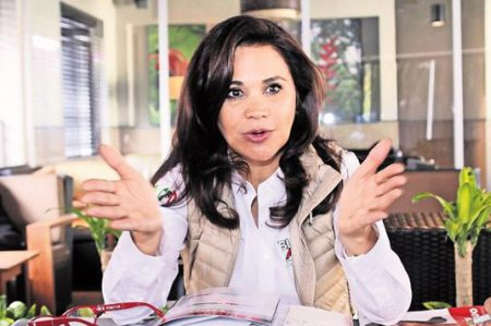 Nombran a Blanca Alcalá como vicepresidenta del Senado