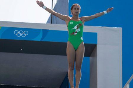 Paola Espinosa logra avanzar a la final de plataforma en Río