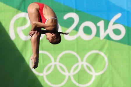 Paola Espinosa queda en cuarto lugar en Río 2016