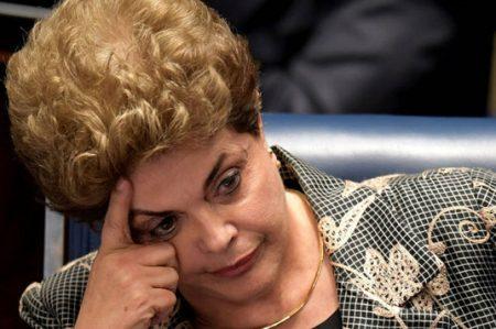 Senado de Brasil destituye a Dilma Rousseff