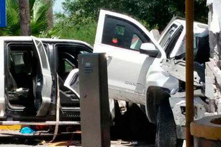Sedena abate a cuatros agresores de policías estatales