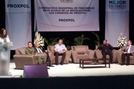 Instalan Consejo Ciudadano para Proxpol en Escobedo