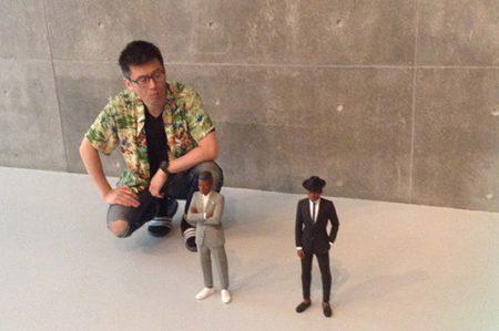 Las esculturas de Tomoaki Suzuki llegaron a la UDEM