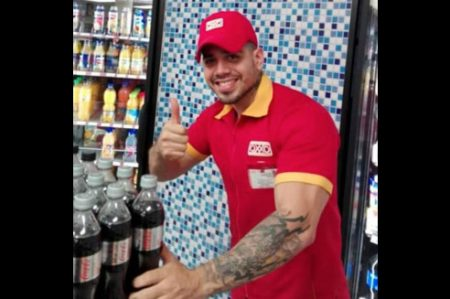 #LordOxxo el empleado más buscado de México