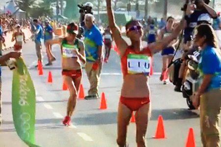 Lupita González logra plata en espectacular cierre en 20 kilómetros