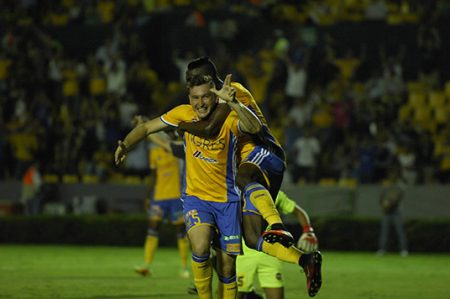 Tigres vence a Plaza Amador en la Concacaf
