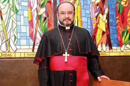 Tiene Matamoros nuevo Obispo