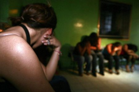 CNDH presenta informe sobre trata de personas