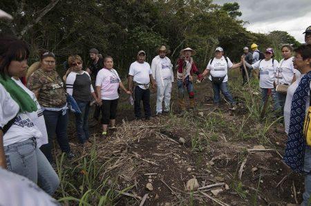 Encuentran restos de 28 personas en fosas clandestinas de Veracruz