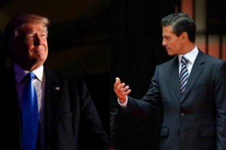 Demócratas se reunirán con Peña Nieto tras visita de Trump