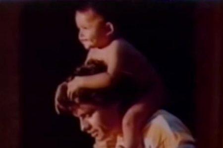 El día que Juan Gabriel presentó a su primer hijo