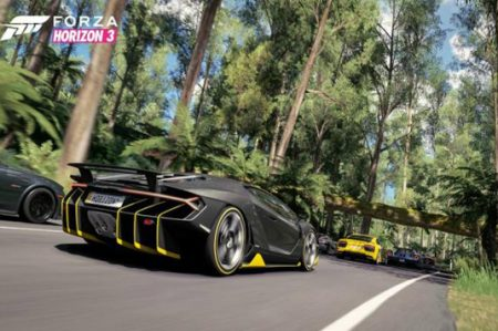Forza Horizon 3 está disponible en Xbox One y Windows 10