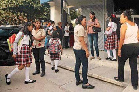 """""""Gobierno nos puso un 'ultimátum'"""", afirman maestros en Chiapas"""