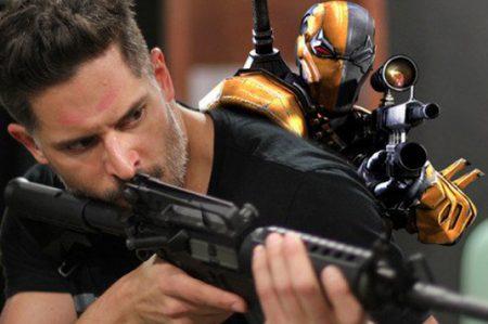 Joe Manganiello será 'Deathstroke' en cinta de Batman