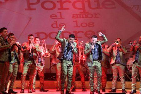 La Original Banda El Limón presenta nueva producción