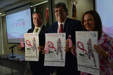 Lanzan convocatoria para Carrera Marea Rosa IMSS