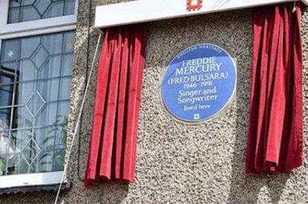 Londres recuerda a Freddie Mercury